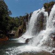 Cavalcante  Cachoeiras do Prata   Destaque