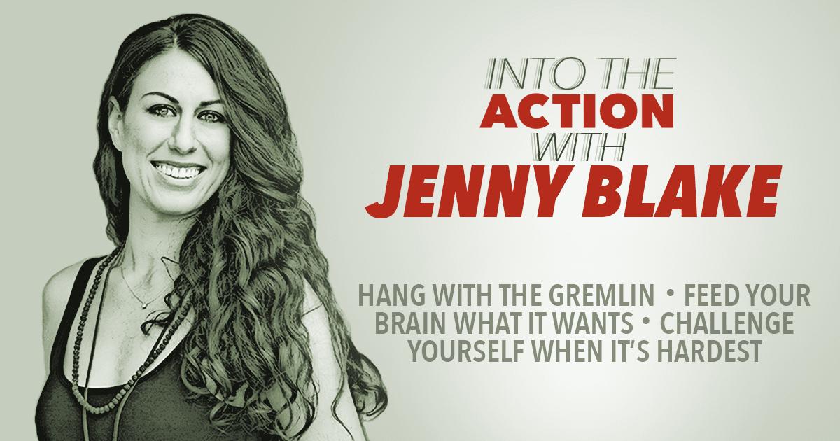 How Jenny Blake Works