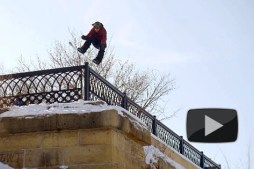 Burton Presents STREET [SNOWBOARDING] The Teaser