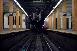 Allen Ying Skate Photography New York
