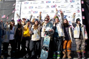US Snowboard Olympic Team