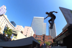 Ryan Sheckler's Winning Run at Dew Tour 2014 Portland