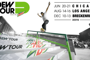 Dew Tour Comes to Chicago This Weekend