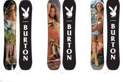 Burton and Playboy Reunite for Winter 2016 Collection