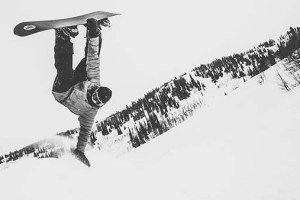 Burton Qualifiers: Mystery Hits at Powder Mountain, UT