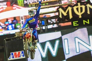Cooper Webb Wins 2016 250sx Supercross at Glendale