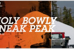Holy Bowly Set to Go Off at Mammoth