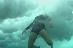 Inside a Big Wave Wipeout with Surfer Paige Alms