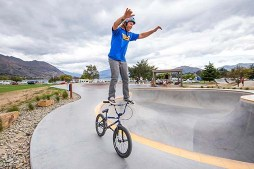 Best BMX Action From The Rat Pack's New Zealand Shredcation
