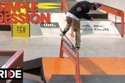 Greg Lutzka, Madars Apse & More – Finals & Best Trick Simple Session 2016