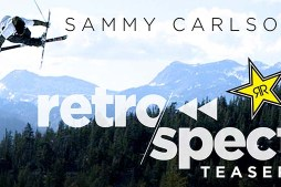 "Sammy Carlson Gives Us Some ""Retrospect"""