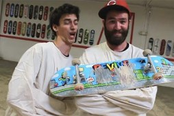 Funny –  Straight Jacket Game Of SKATE!