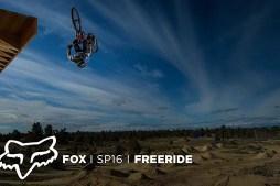 Fox MTB Presents | Spring 2016 Freeride