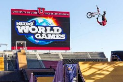 Nitro World Games Practice – Skate/BMX/FMX
