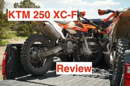 KTM 250 XC-F Review – Episode 157
