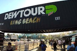 Dew Tour Long Beach Feat. Theotis Beasley, Nick Tucker & Action Bronson