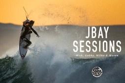 J-Bay Sessions – Mick Fanning's Triumphant Return