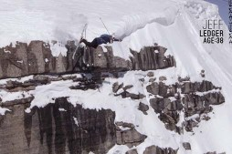 TGR Athletes Send it Into Corbet's Couloir
