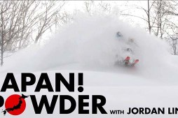 Japan Yah Pow! with Jordan Ling and Line Skis