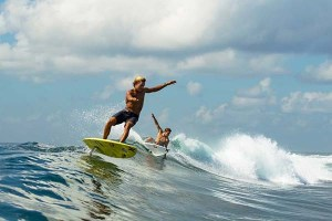 Nu Church Of Surf with Julian Wilson and Kai Lenny