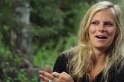 Angel Collinson Moonlights as an Environmental Activist