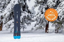 Best Snowboards of 2016-2017: Burton Skeleton Key – Good Wood Snowboard Reviews