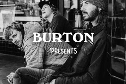 Burton Presents Ep. 3: Just Passing Through Teaser (snowboarding)