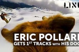 Eric Pollard & his Dogs Get Early Season Powder at Mt Hood!