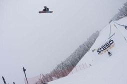 Men's Snowboard Slopestyle Jump Highlights Dew Tour Breckenridge 2016