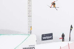 Best Of Women's Ski Slopestyle Jumps: Dew Tour Breckenridge 2016