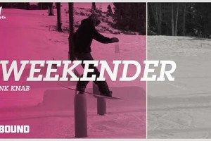 Mammoth Mountain #Weekender Featuring Frank Knab