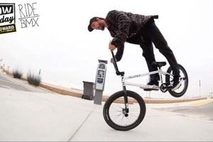 BMX – How-To: Nosemanual With Broc Raiford