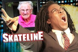 SKATELINE – Chris Cookie Colbourn, Felipe Gustavo On Adidas, Bucky Lasek, Bob Burnquist,