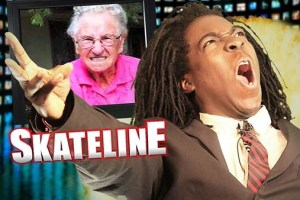 SKATELINE – Chris Cookie Colbourn, Felipe Gustavo On Adidas, Bucky Lasek, Bob Burnquist,