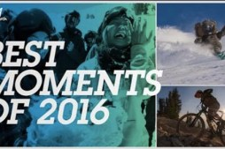 Mammoth Mountain Best Moments of 2016