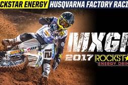 2017 MXGP   Rockstar Energy Husqvarna Factory Racing