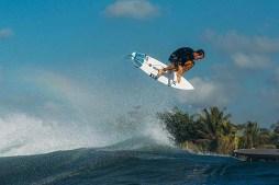 """Julian Wilson's Surfing is on Fire in """"Wayward"""""""
