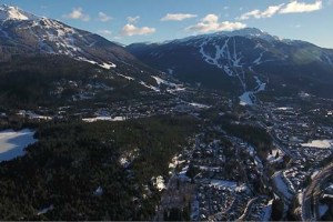 Passing Through – Whistler, BC – March 2017