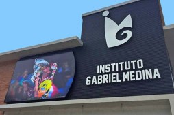 A Tour of the Gabriel Medina Institute, with Gabriel Medina