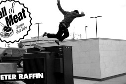 Hall Of Meat: Peter Raffin