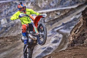 Charging Up The Iron Road | Erzbergrodeo 2017