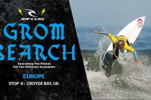 2017 European GromSearch Series Stop #6 – Croyde Bay, UK