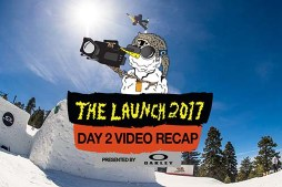 The Launch 2017 – Day Two