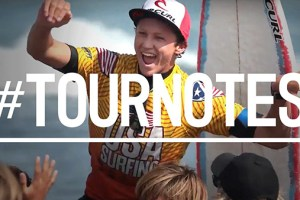 WSL #TourNotes – USA Amateur Hour