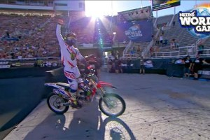 Athletes Pick Competitors to Watch at Nitro World Games 2017