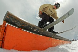 VIP – Line Skis at Woodward Copper
