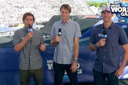 Nitro World Games Host Todd Richards on Running the Show