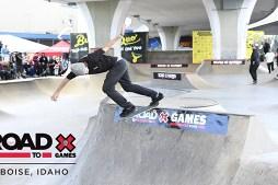 Tom Schaar qualifies first | Road to X Games Boise Qualifier