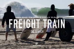 Freight Train | #TheSearch by Rip Curl