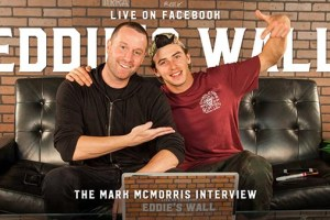 "Eddie Wall talks with Mark McMorris on ""Eddie's Wall"""